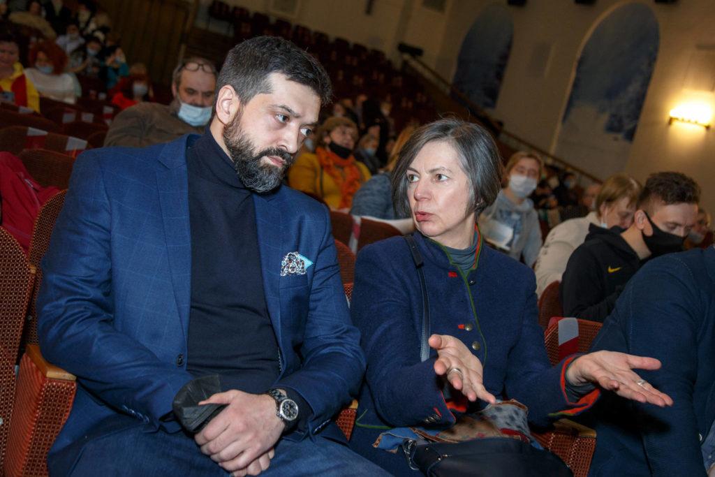 Открытие VII кинофестиваля «8 женщин» прошло в Белом зале Дома кино
